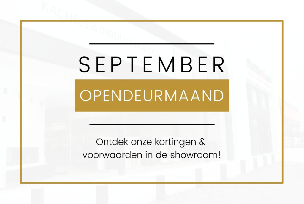 Paul De Smet Opendeurmaand
