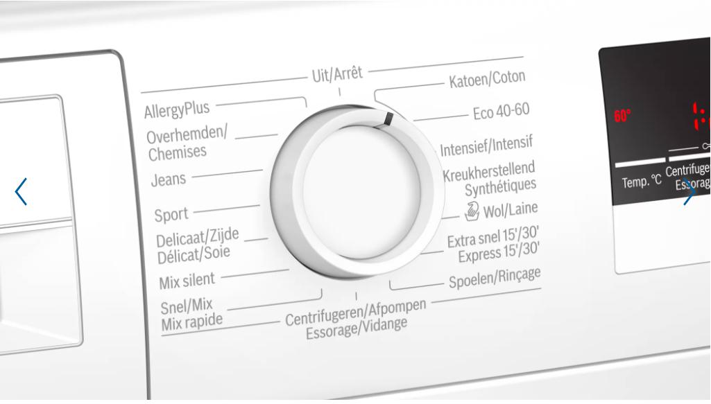 Bosch wasmachine WAN28272FG-3