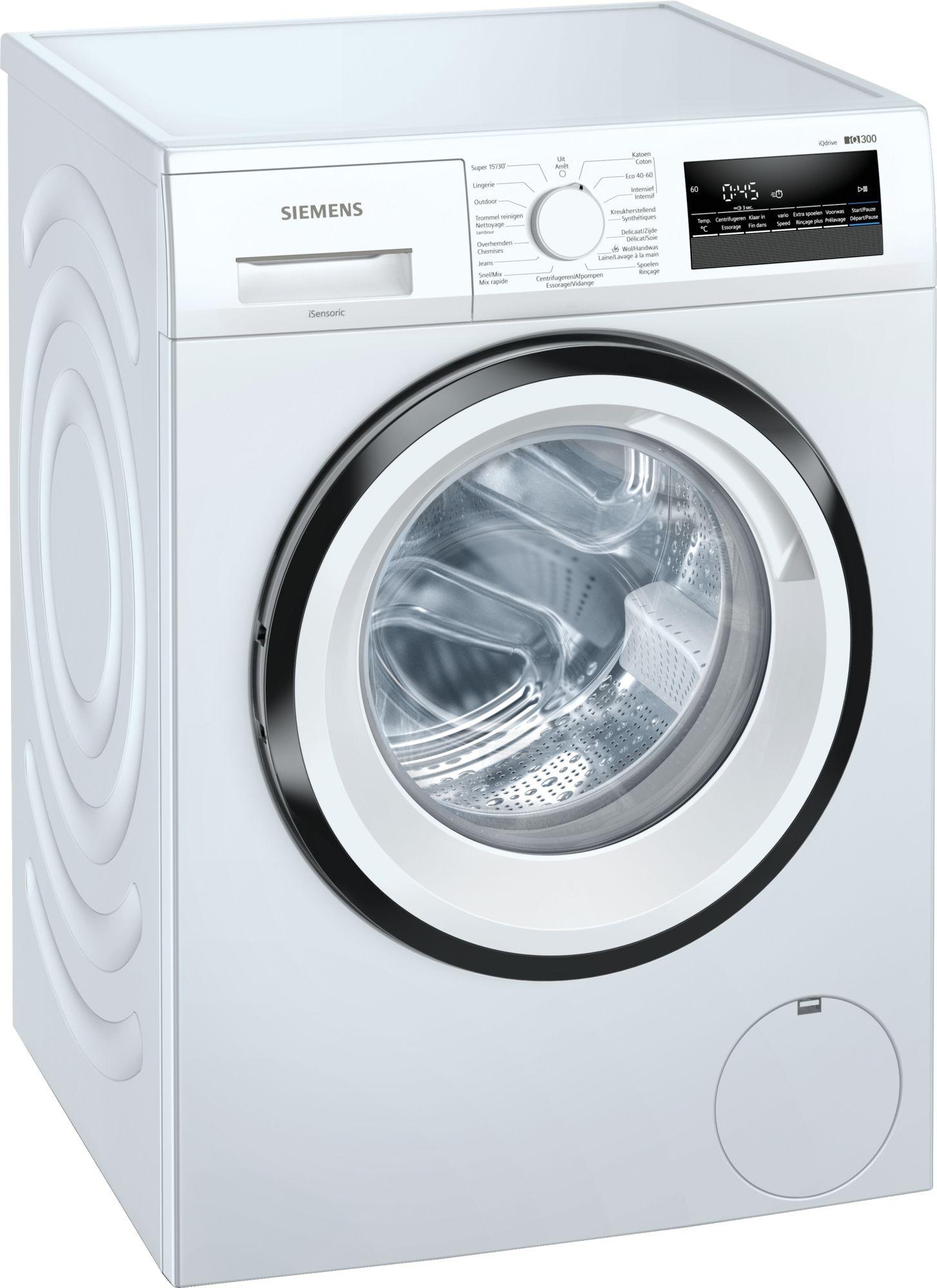 Siemens wasmachine 8kg WM14N2A1FG